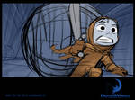 Dreamworks - Storyboard for Story Trainee