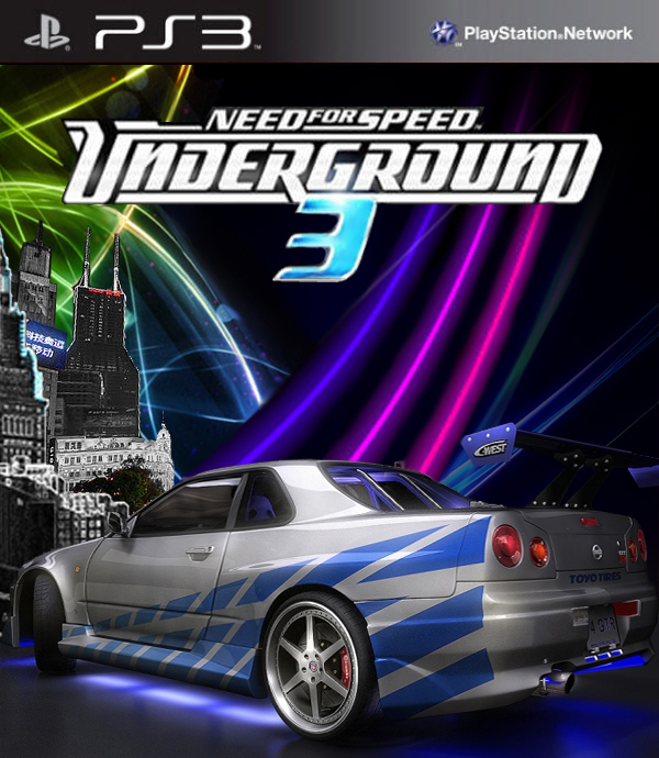 Nfs underground 3 by sh3rb1 on deviantart - Need for speed underground 1 wallpaper ...