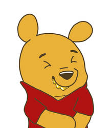 Winnie the Pooh by gamingcraftergirl28