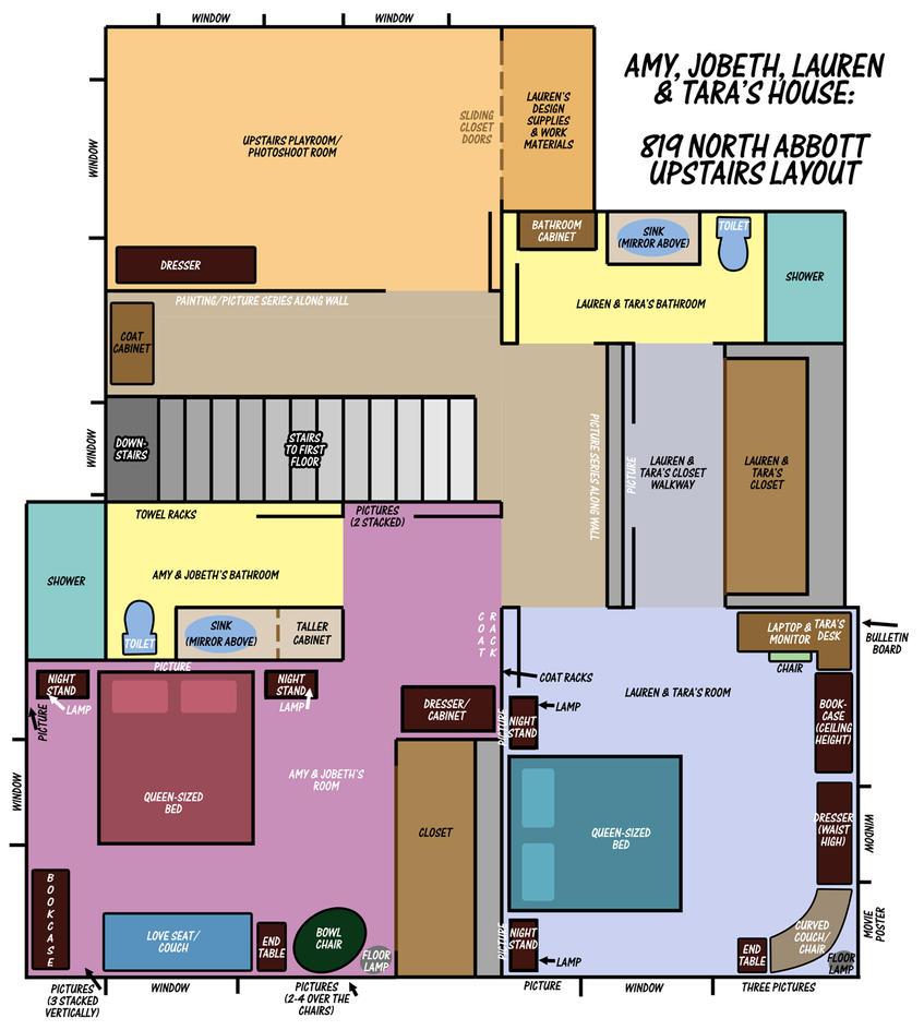 the golden girls house floor plan viewing gallery