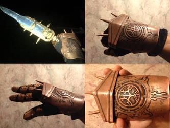 (WIP) TES3: Morrowind - Wraithguard (REAL METAL)