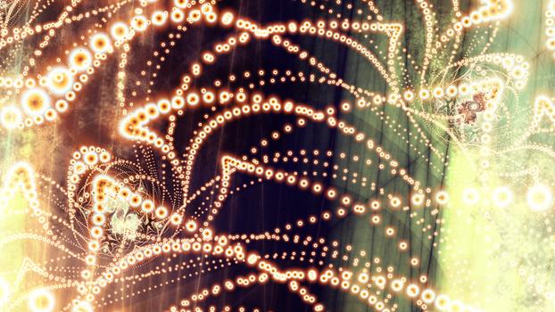 Glowing Garlands