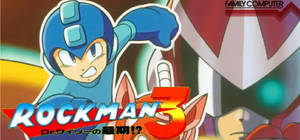 [Steam] Rockman 3 - New School