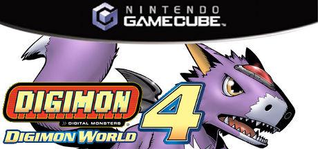 [Steam] Digimon World 4 GC