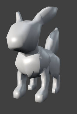 [WIP] Low-poly Eevee