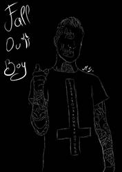 Andy Hurley by Ty-Snow