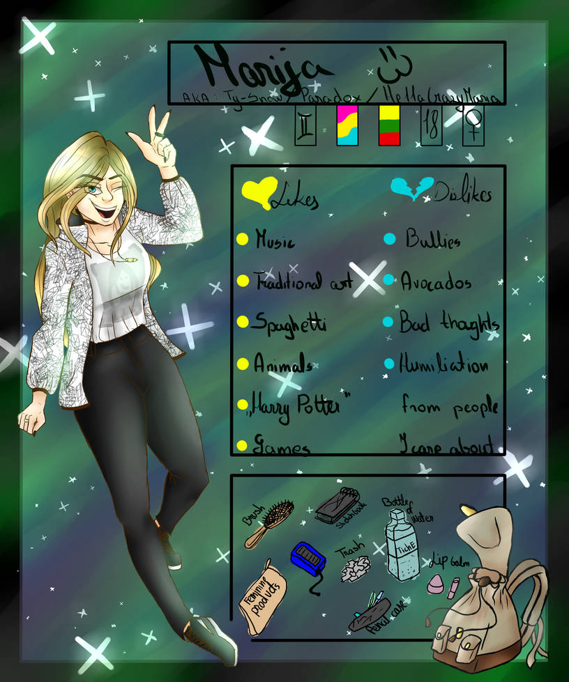 #MeetTheArtist2018 by Ty-Snow