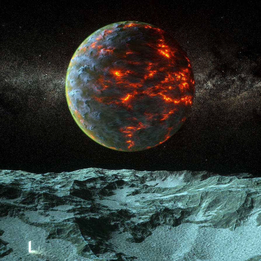 Planet by IVV79