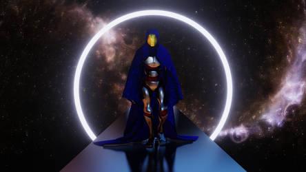 Blender Eevee: Lord of Xeen