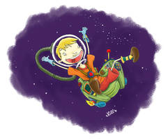 Space Adventure by Nell80