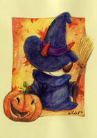 Trick-or-Treating by Nell80