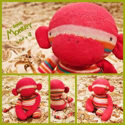 Sock Monkey by Nell80