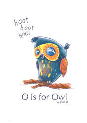 O is for...