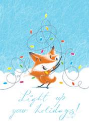 Holliday's card 2013