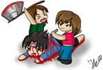 Down with Sasuke