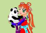 Shuchan and Panda
