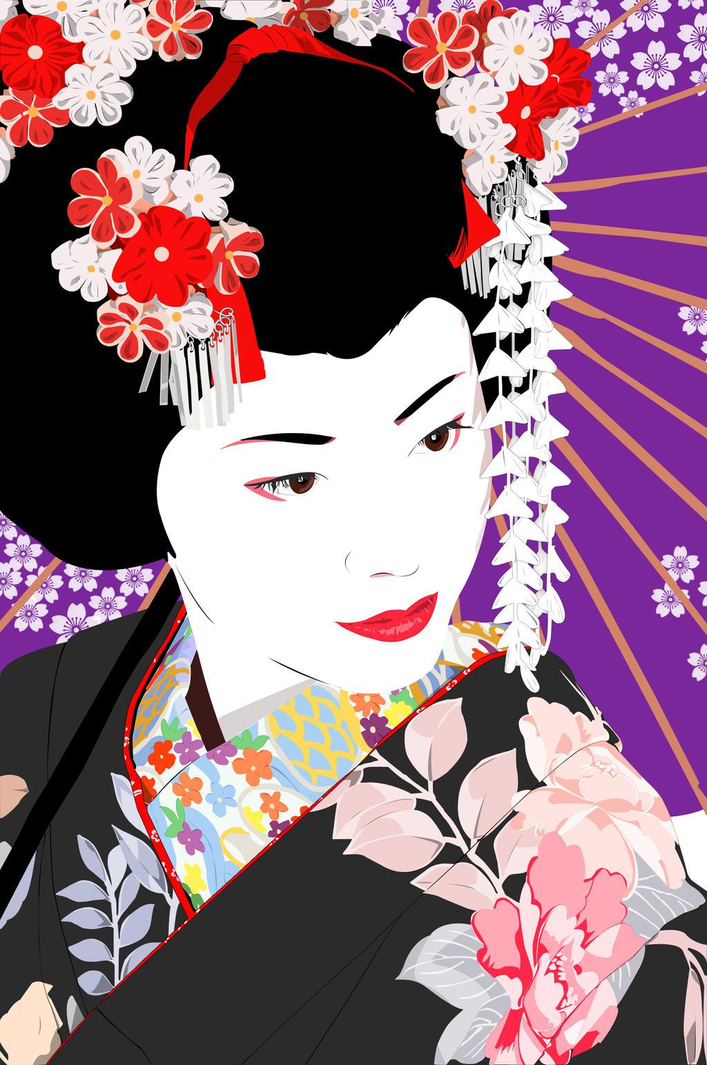 Maiko by CoconutCueball