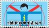 Important Stamp by Jet-Plasma