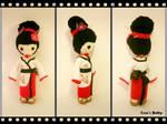 Craquotine la petite Geisha