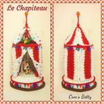 The Big Top - Le Chapiteau by Crocsbetty