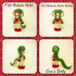 P tit Bidule Hebi by Crocsbetty