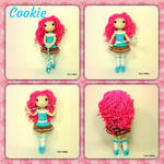 Cookie la Majorette by Crocsbetty