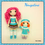 Cookie et Nougatine by Crocsbetty