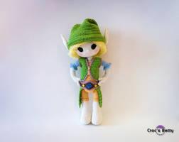 Elrond the little Elfe by Crocsbetty
