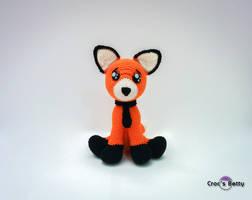 Mulder the Fox by Crocsbetty