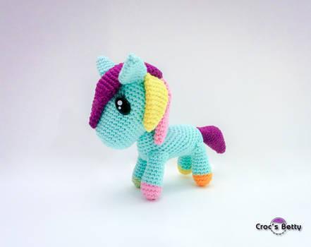 Dacodac the pony