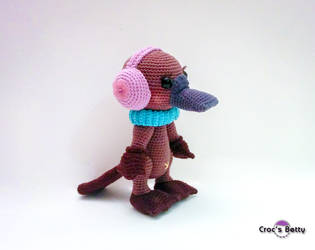 Katy the Platypus