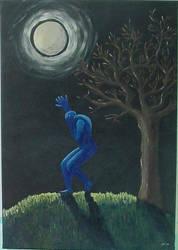 Cruel Moon by gardoll