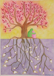 Tree of love by gardoll