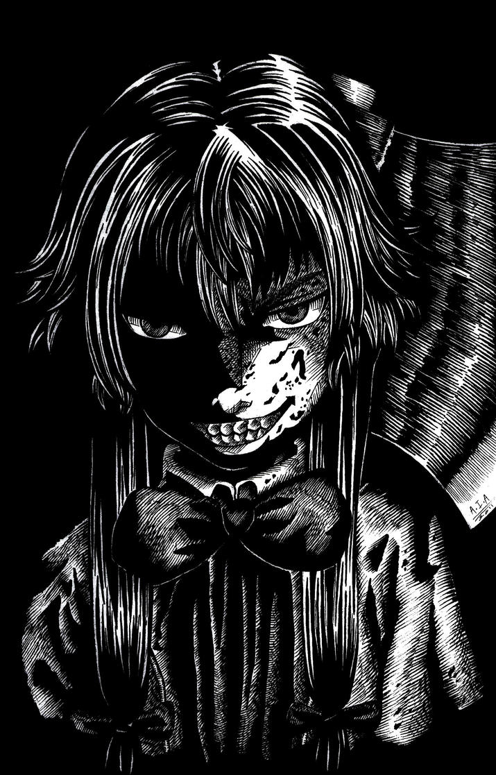 Yuno Gasai by themonsterslayer480