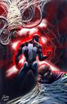 Spiderman Raging Demon