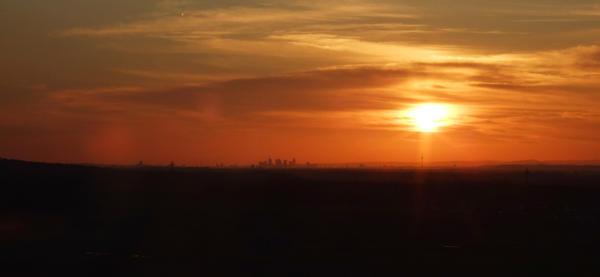 Sunset by dieniese