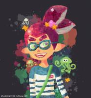 Squid Boy by SquidHentai