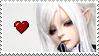 Elf Ducan stamp by Kiri-Akurei