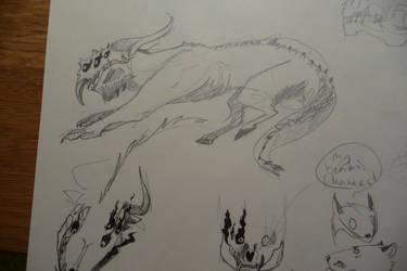 Fire demon 3 by Vmmc385