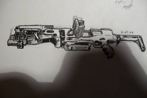 I cannot draw guns