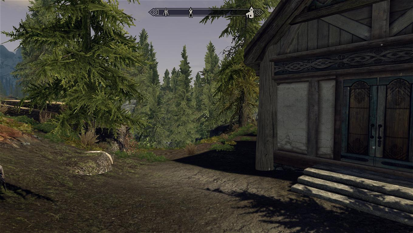 how to buy a house in skyrim for free