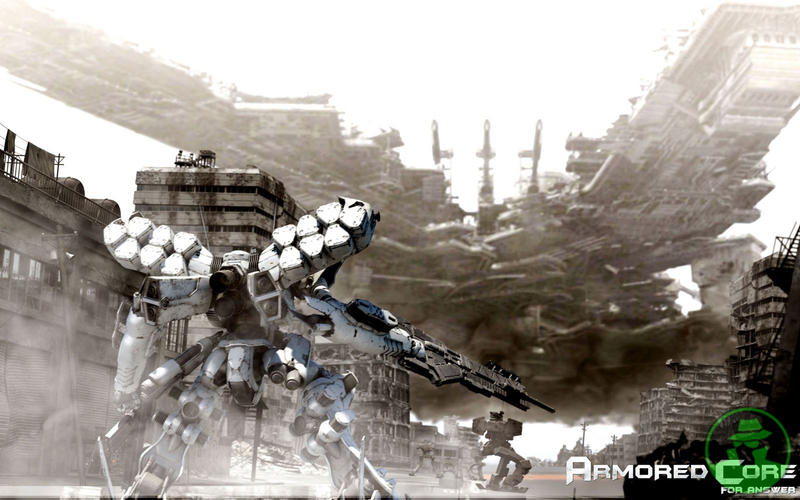 Armored Core For Answer by MDreed