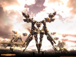 Dominance War 4 final 3D shot by MDreed