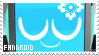 fandroid stamp 1 by taishokun
