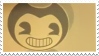 bendy and the ink machine stamp by taishokun