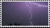 lightening storm stamp by taishokun