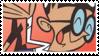 mandark stamp by taishokun