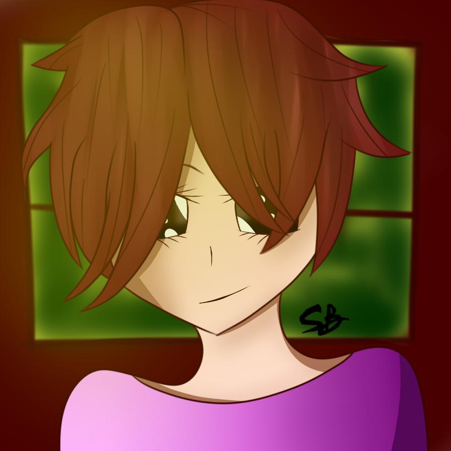 Its Meh! (Self Portrait) by NixHowler