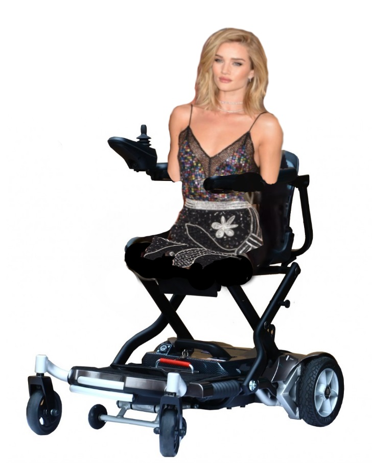 Rachel Wheelchair By Cuteeze On DeviantArt