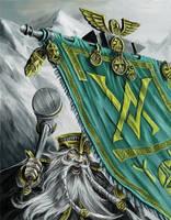 Master Rune of Valaya by paranoimiac
